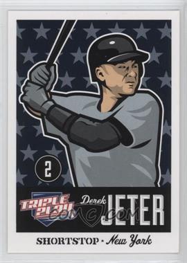 2012 Panini Triple Play - [Base] #57 - Derek Jeter