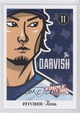 2012 Panini Triple Play - [Base] #84 - Yu Darvish