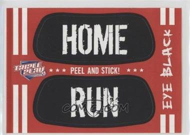 2012 Panini Triple Play - Eye Blacks #2 - Home Run