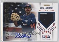 Nick Anderson /35