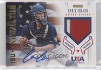 Chris Cullen /35