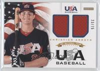 Christian Arroyo /75