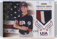 Christian Arroyo /35