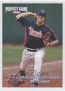 2012 Perfect Game USA Cedar Rapids Kernels - [Base] #13 - Michael Clevinger