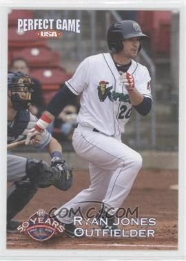 2012 Perfect Game USA Cedar Rapids Kernels - [Base] #20 - Ryan Jones