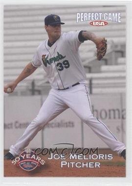 2012 Perfect Game USA Cedar Rapids Kernels - [Base] #39 - Joe Melioris