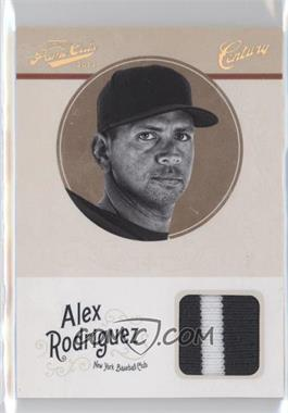 2012 Playoff Prime Cuts - [Base] - Century Gold #5 - Alex Rodriguez /25