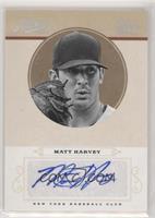 Matt Harvey #/25
