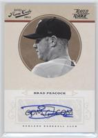 Rookie Signature - Brad Peacock /149