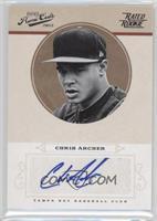 Rookie Signature - Chris Archer /199