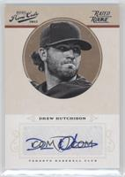 Rookie Signature - Drew Hutchison /149