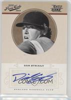 Rookie Signature - Dan Straily /199