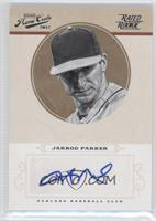 Rookie Signature - Jarrod Parker /149