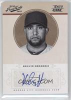 Rookie Signature - Kelvin Herrera /149