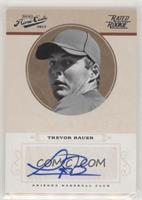 Rookie Signature - Trevor Bauer [EXtoNM] #/199