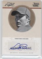 Rookie Signature - Trevor Bauer #/199