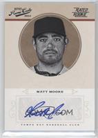 Rookie Signature - Matt Moore /149