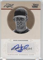 Rookie Signature - Nick Hagadone #/149