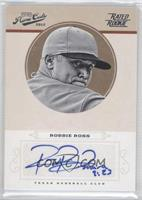 Rookie Signature - Robbie Ross /149