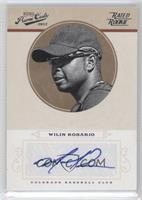 Rookie Signature - Wilin Rosario /149