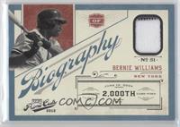 Bernie Williams /25