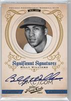 Billy Williams /25