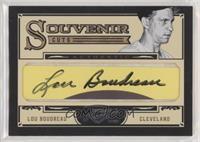 Lou Boudreau /99