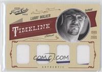 Larry Walker /25