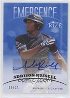 Addison Russell /25