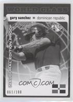 Gary Sanchez #/100