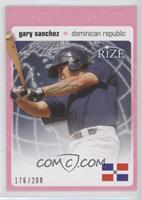 Gary Sanchez #/200