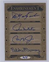 Carl Yastrzemski, Paul Molitor, Cal Ripken Jr., Eddie Murray [NearMint…