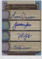 Paul Janish, Yorman Rodriguez, Juan Duran, Juan Francisco