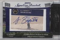 A.J. Burnett /10 [ENCASED]