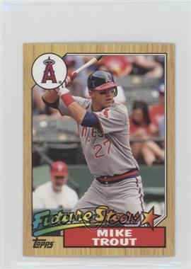 2012 Topps - 1987 Topps Minis #TM-127 - Mike Trout