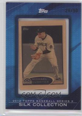 2012 Topps - [Base] - Framed Silk Collection #MICU - Michael Cuddyer /50