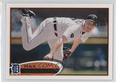 2012 Topps - [Base] - Gold Rush Stamp #162 - Max Scherzer