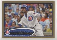 Starlin Castro [Good to VG‑EX] #/2,012