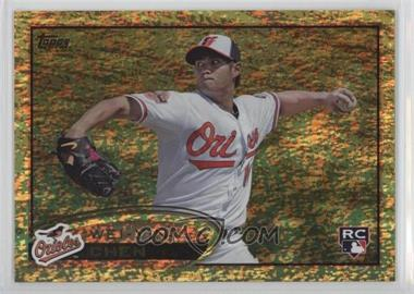 2012 Topps - [Base] - Golden Moments Parallel #432 - Wei-Yin Chen