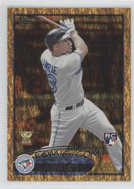 2012 Topps - [Base] - Golden Moments Parallel #462 - Brett Lawrie