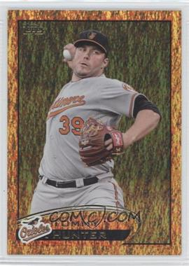 2012 Topps - [Base] - Golden Moments Parallel #625 - Tommy Hunter