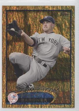 2012 Topps - [Base] - Golden Moments Parallel #635 - Brett Gardner