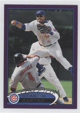 2012 Topps - [Base] - Toys R Us Purple #270 - Starlin Castro