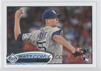 Matt Moore (Arm Raised)
