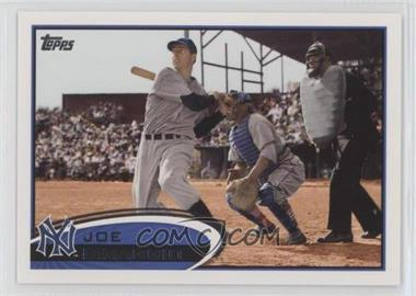 2012 Topps - [Base] #30.3 - Joe DiMaggio (Legend)