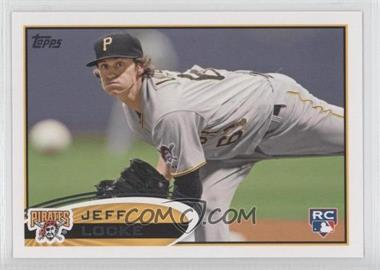 2012 Topps - [Base] #410 - Jeff Locke