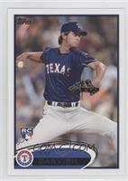 Yu Darvish (Dark Blue Uniform)
