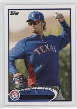 2012 Topps - [Base] #660.3 - Yu Darvish (Sunglasses)