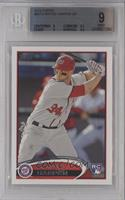 Bryce Harper (Batting, #34 showing) [BGS 9]