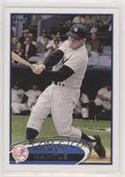 Mickey Mantle (Factory Set Version - Includes 2B in Stats)